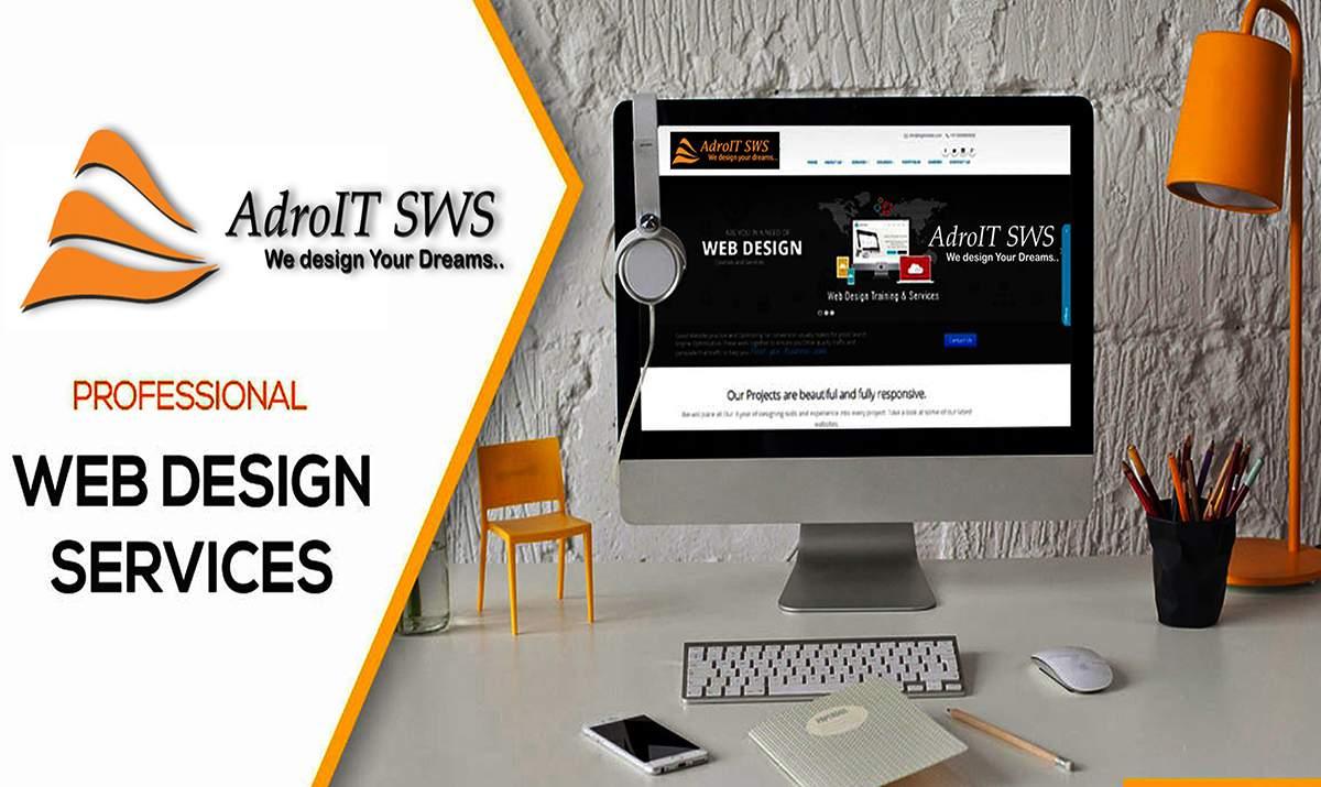 Best Website Designers & Development Services in Hyderabad AdroitSWS